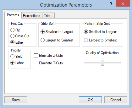 S2M Optimizer Features
